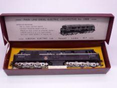 OO GAUGE - A rare vintage Kirdon Engineering ex-LMS diesel locomotive 10000, with original power