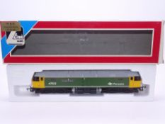 OO GAUGE - A Lima Class 47 diesel locomotive, professionally resprayed, 47522 Doncaster