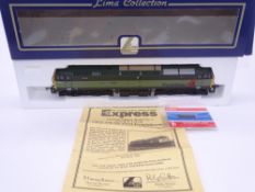OO GAUGE - A Lima Class 47 diesel locomotive, 4711