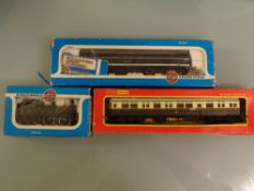OO GAUGE - A group of Airfix to include a Class 31, a 14xx steam loco and Autocoach. F-G in F