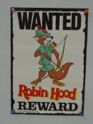 ROBIN HOOD (1983 Release) - British Double Crown -