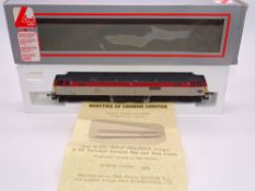 OO GAUGE - A Lima Class 47 diesel locomotive, 47972 The Royal Army Ordnance Corps, in Technical