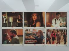 LOBBY CARD (FRONT OF HOUSE) JOB LOT (78 in Lot) - 10 x Complete Sets (8 x cards in each set - except