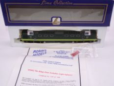 OO GAUGE - A Lima Class 55 Deltic diesel locomotive, D9002 The Kings Own Yorkshire Light Infantry,