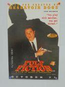 PULP FICTION (1994)LOT - (4 in Lot) - QUENTIN TARA