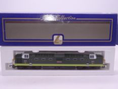 OO GAUGE - A Lima Class 55 Deltic diesel locomotive, D9012 Crepello, in BR two tone green livery. VG