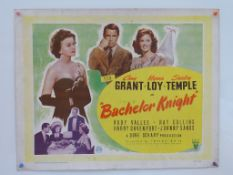 BACHELOR KNIGHT - THE BACHELOR & THE BOBBY-SOXER (