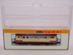 N GAUGE - An Arnold German BR 218 diesel locomotiv