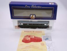 OO GAUGE - A Lima Class 26 diesel locomotive, 26007/D5300, in BR green livery w/ plates, #24 of