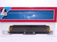 OO GAUGE - A Lima Class 47 diesel locomotive, professionally resprayed, 47628 Sir Daniel Gooch, in