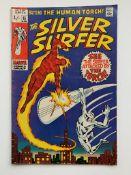 SILVER SURFER #15 (1970 - MARVEL - Pence Copy - G/