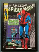 SPIDERMAN #75 Death Without Warning - Limited Edit