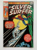 SILVER SURFER #14 (1970 - MARVEL - Pence Copy - G/