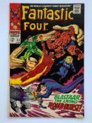 FANTASTIC FOUR #63 - (1967 - MARVEL - Cents Copy -