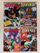 HAWKMAN LOT #12, 13, 14, 16 - (4 in Lot) - (1966 -