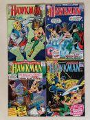 HAWKMAN LOT #8, 9, 10, 11 - (4 in Lot) - (1965/66