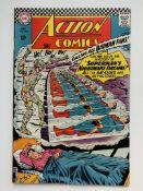 ACTION COMICS: SUPERMAN #344 - (1966 - DC - Cents