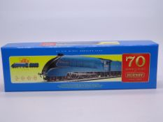 OO GAUGE - A Hornby R2688 Class A4 steam locomotiv
