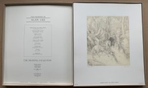 THE DRAWINGS OF ALAN LEE – 'The Drawing Collection