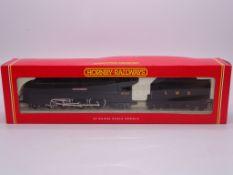OO GAUGE - A Hornby R2092 Coronation Class steam l