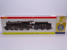 OO GAUGE - A Hornby R2323 Class 5MT steam locomoti