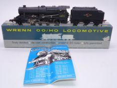 OO GAUGE - A Wrenn W2224 class 8F locomotive in BR