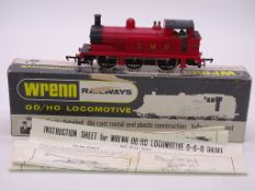 OO GAUGE - A Wrenn W2204 0-6-0 tank locomotive in