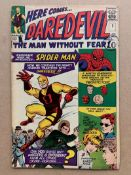 DAREDEVIL #1 (1964 - MARVEL) FN (Pence Copy/Stamp)