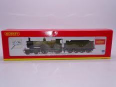 OO GAUGE - A Hornby R2892 Class T9 steam locomotiv