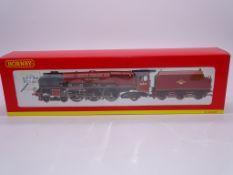 OO GAUGE - A Hornby R2262 Duchess Class steam loco