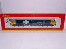 OO GAUGE - A Hornby R2374 Class 50 diesel locomoti