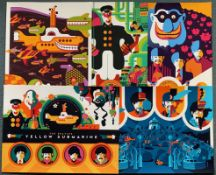 YELLOW SUBMARINE (2012) - TOM WHALEN LIMITED EDITI