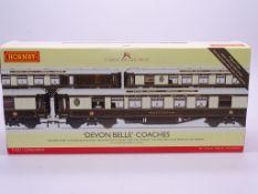 OO GAUGE - A Hornby R4251 'Devon Belle' (Ilfracomb