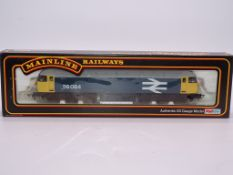 OO GAUGE - A Mainline class 56 diesel locomotive i