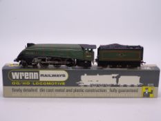 OO GAUGE - A Wrenn W2211 A4 class locomotive in BR