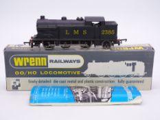 OO GAUGE - A Wrenn W2215 0-6-2 tank locomotive in