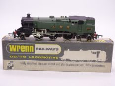 OO GAUGE - A Wrenn W2220 2-6-4 tank locomotive in
