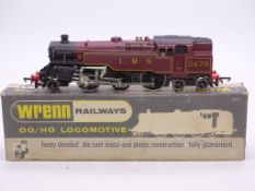 OO GAUGE - A Wrenn W2219 2-6-4 tank locomotive in
