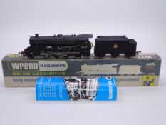 OO GAUGE - A Wrenn W2225 class 8F locomotive respr