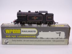 OO GAUGE - A Wrenn W2216 0-6-2 tank locomotive in