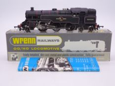 OO GAUGE - A Wrenn W2218 2-6-4 tank locomotive in