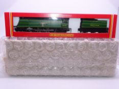 OO GAUGE - A Hornby R320 West Country Class steam