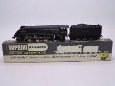 OO GAUGE - A Wrenn W2213 A4 class locomotive in LN