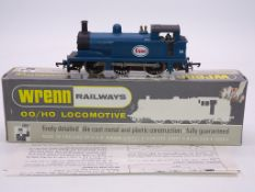 OO GAUGE - A Wrenn W2201 0-6-0 tank locomotive in