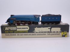 OO GAUGE - A Wrenn W2212 A4 class locomotive in LN