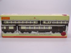 OO GAUGE - A Hornby R4169 'Bournemouth Belle' trip