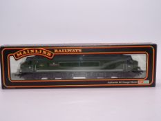 OO GAUGE - A Mainline Peak class diesel locomotive