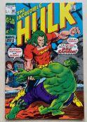 HULK #141 (DOC SAMSON) - (1971 - MARVEL - Pence Copy - VFN) - Origin and first appearance of Doc