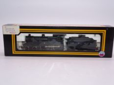 OO Gauge -A Dapol D067 Class 2P steam loco in SDJR blue livery - numbered 45. VG in VG box