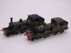 OO Gauge -A Pair of kit built OO Gauge steam locomotives comprising 2 x Adams Radials. Numbered 3488
